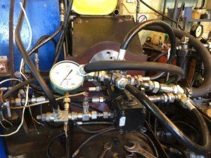 Испытания гидронасосов и гидромоторов в Мосвке